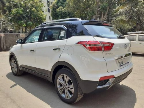 Hyundai Creta 1.6 VTVT SX Plus Dual Tone 2017 MT for sale in Thane-7