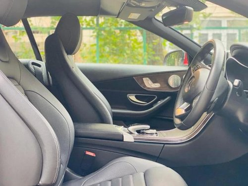 Mercedes Benz C-Class C300 Cabriolet 2018 AT for sale in New Delhi