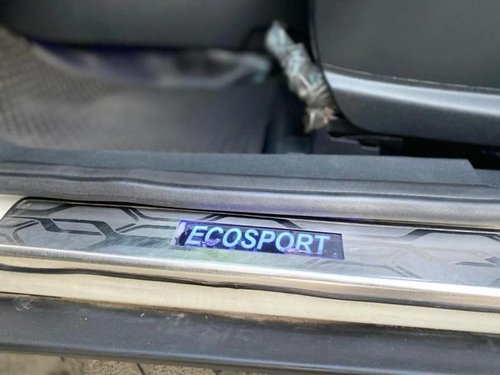 Used Ford EcoSport 2018 MT for sale in Kolkata