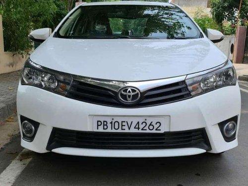 Used Toyota Corolla Altis 1.8 J, 2014 MT for sale in Jalandhar