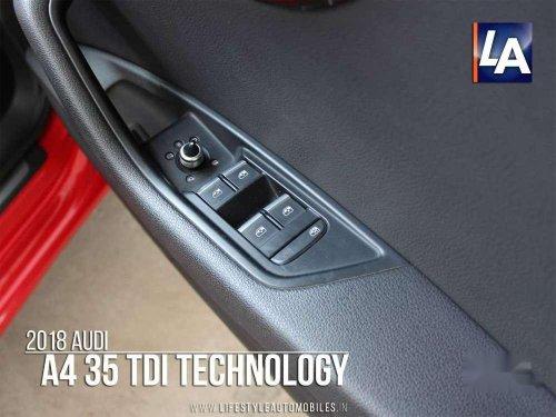 Used 2018 Audi A4 AT for sale in Kolkata