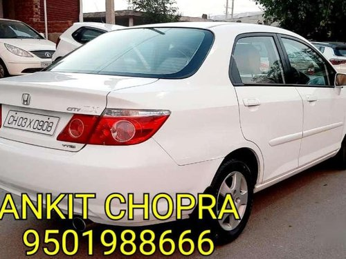 Used 2006 Honda City ZX MT for sale in Chandigarh