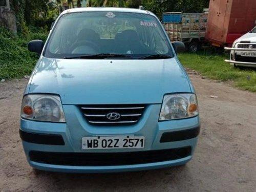 Used 2008 Hyundai Santro Xing GLS MT in Kolkata