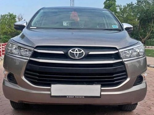 Used Toyota Innova Crysta 2019 AT for sale in New Delhi