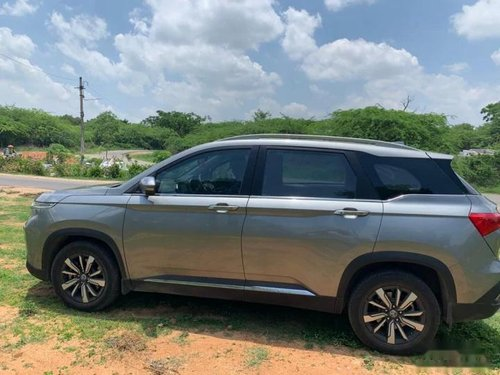Used 2019 MG Hector AT for sale in Hyderabad