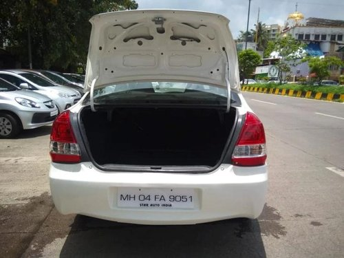 Used Toyota Platinum Etios 2012 MT for sale in Mumbai