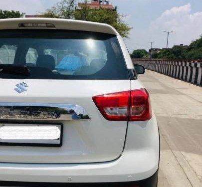 Used Maruti Suzuki Vitara Brezza 2018 AT for sale in New Delhi