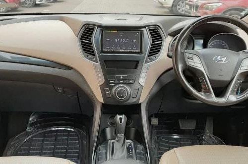 Used Hyundai Santa Fe 2016 AT for sale in Mumbai