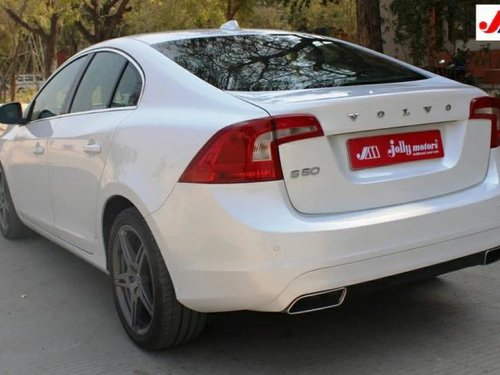 Volvo S60 D4 SUMMUM 2016 AT in Ahmedabad