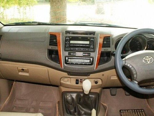 Used 2010 Toyota Fortuner 3.0 Diesel MT for sale in Ahmedabad