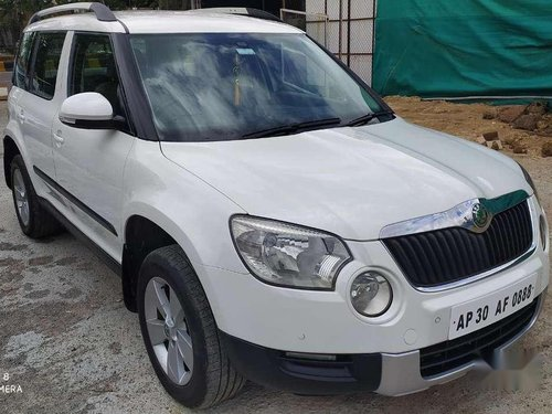 Used 2012 Skoda Yeti MT for sale in Hyderabad