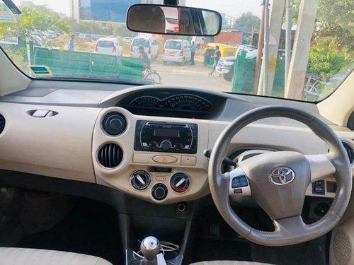Used Toyota Platinum Etios 1.5 VX 2016 MT for sale in Gurgaon