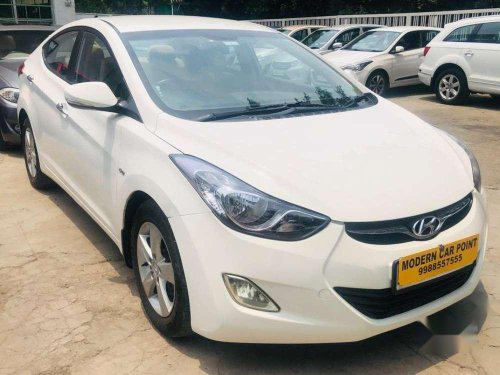 Used Hyundai Elantra 1.6 SX 2012 MT for sale in Chandigarh