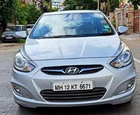 Used 2014 Hyundai Verna MT for sale in Pune