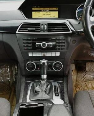 Used Mercedes Benz C-Class 2012 MT for sale in Pune