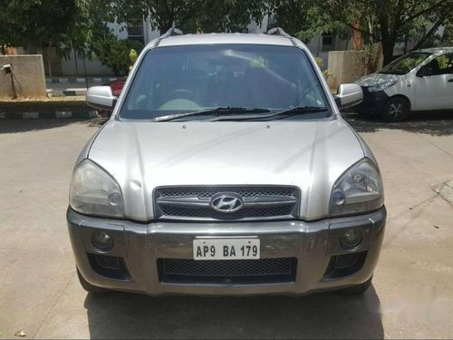 Hyundai Tucson CRDi, 2005, MT for sale in Hyderabad