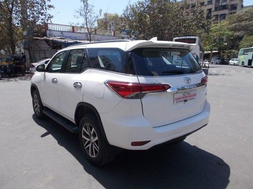 Used Toyota Fortuner 2019 AT for sale in Mumbai