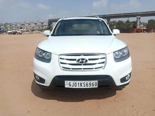 2013 Hyundai Santa Fe 4WD AT for sale in Ahmedabad