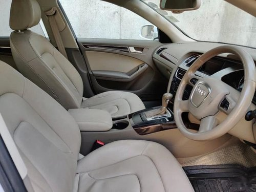 Used Audi A4 1.8 TFSI 2012 AT for sale in Mumbai