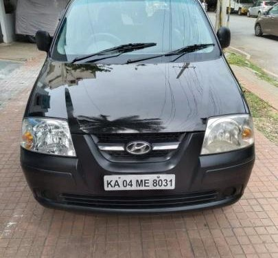 Used Hyundai Santro Xing 2007 MT for sale in Bangalore