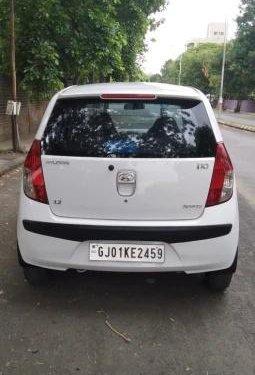 Used Hyundai i10 Sportz 1.2 2010 MT for sale in Ahmedabad