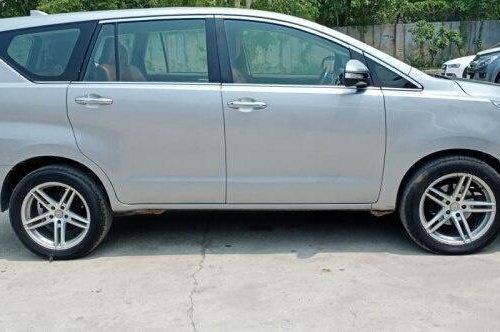 Used Toyota Innova Crysta 2016 MT for sale in New Delhi