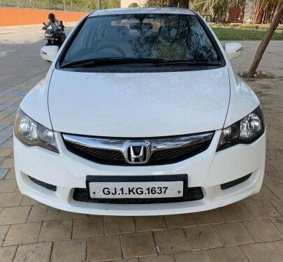 Used Honda Civic 2010 MT for sale in Ahmedabad