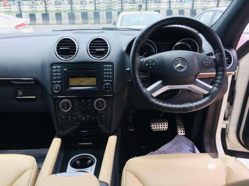 Used 2011 Mercedes Benz M Class AT for sale in Ahmedabad