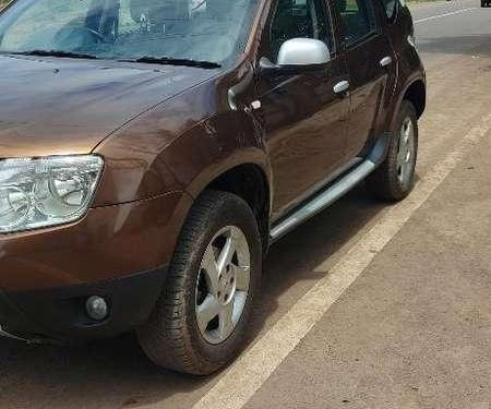 Used Renault Duster 2013 MT for sale in Sangli