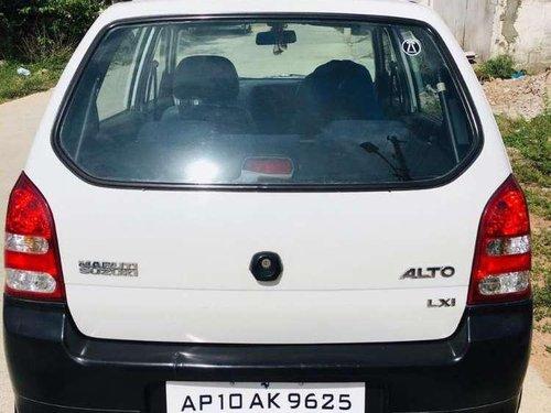 Maruti Suzuki Alto LX BS-III, 2007, MT for sale in Hyderabad