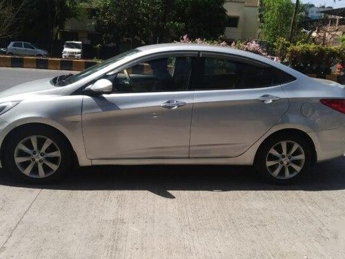 Used Hyundai Verna 2012 AT for sale in Mumbai-3