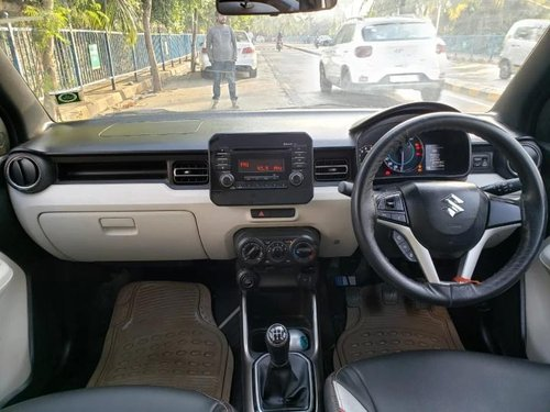 Used Maruti Suzuki Ignis 2017 MT for sale in Mumbai