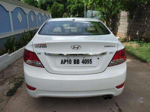 2012 Hyundai Verna 1.6 CRDi SX MT for sale in Hyderabad