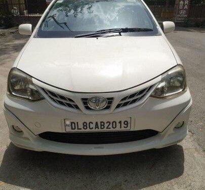 Used 2013 Toyota Platinum Etios MT for sale in New Delhi