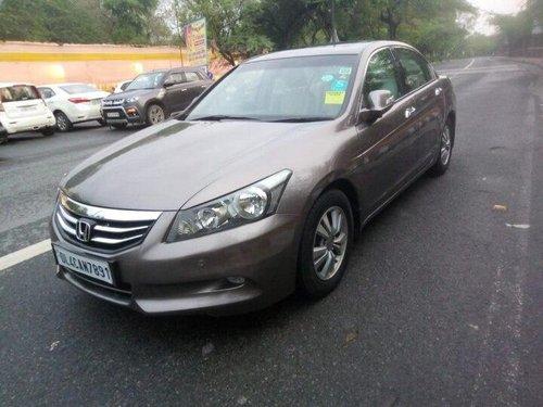 Used 2013 Honda Accord MT for sale in New Delhi