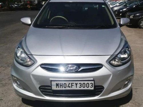 Used Hyundai Verna 2012 AT for sale in Mumbai