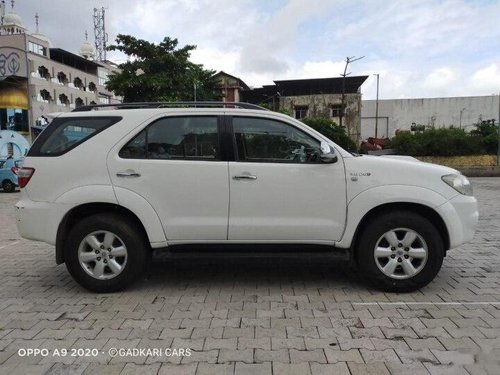 Used 2012 Toyota Fortuner MT for sale in Mumbai