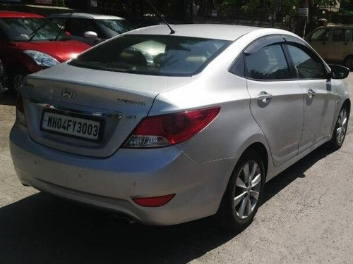 Used Hyundai Verna 2012 AT for sale in Mumbai-4