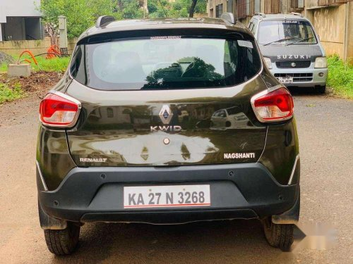 Renault Kwid 1.0 RXT OPT., 2017, Petrol MT for sale in Nagar