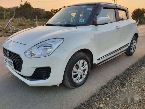 Maruti Suzuki Swift VDi ABS BS-IV, 2018, Diesel MT in Ahmedabad -11