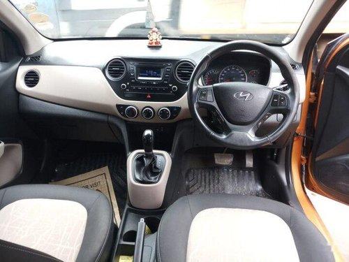 Hyundai Grand i10 Asta 2016 AT for sale in Mumbai