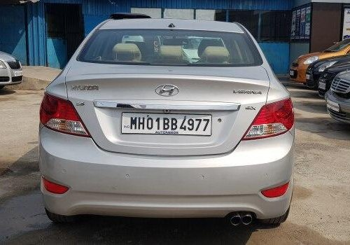Used Hyundai Verna 1.6 CRDi SX 2012 MT for sale in Pune -13