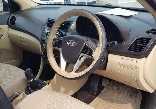 Used Hyundai Verna 1.6 CRDi SX 2012 MT for sale in Pune