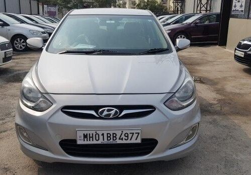 Used Hyundai Verna 1.6 CRDi SX 2012 MT for sale in Pune -0