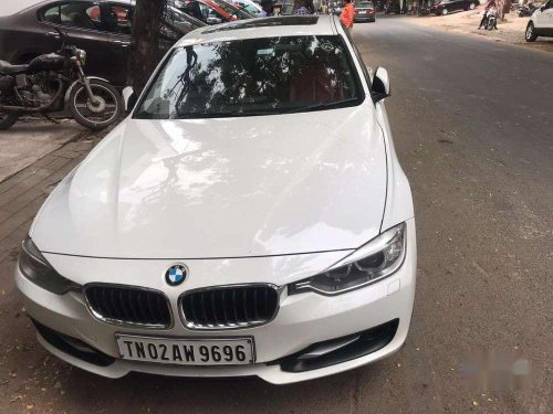 BMW 3 Series GT 320d Sport , 2013, AT for sale in Chennai