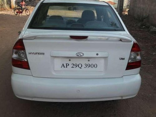 Hyundai Accent CRDi, 2006, Diesel MT for sale in Hyderabad