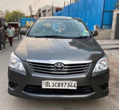 Used 2012 Toyota Innova MT for sale in New Delhi