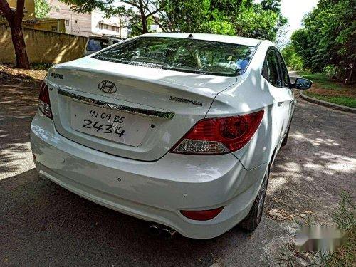 Used Hyundai Fluidic Verna 2012 AT for sale in Coimbatore