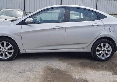 Used Hyundai Verna 1.6 CRDi SX 2012 MT for sale in Pune -10