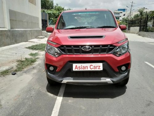 Used 2016 Mahindra NuvoSport MT for sale in Bangalore